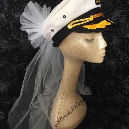 4 Pc Nautical Bachelorette Party Cs..
